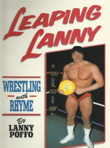 Cover Leaping Lanny Poffo
