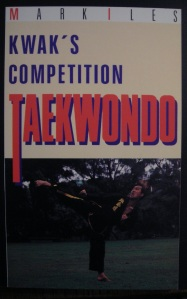 Kwak's Competition Taekwondo Book Cover