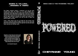 Powered-CheyanneYoung-PaperbackCover