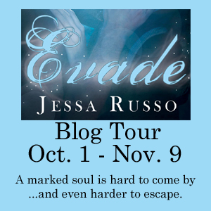 badge 125125 evade blog tour