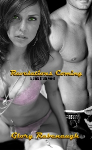 Revelations Coming front cover