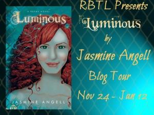 Luminous Blog Banner