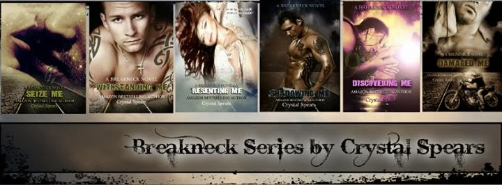 BBB BLAST: The Breakneck Series by Crystal Spears  (18+ ONLY!) (3/6)