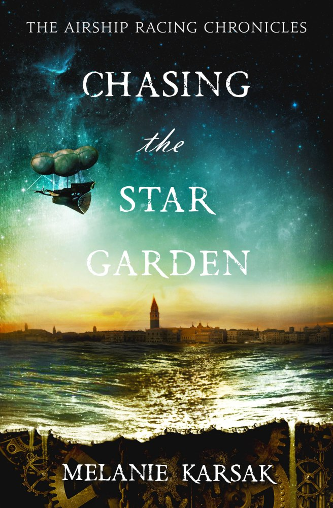Just Couldn't Put it Down Giveaway Hop ~ Chasing the Star Garden by Melanie Karsak (3/3)