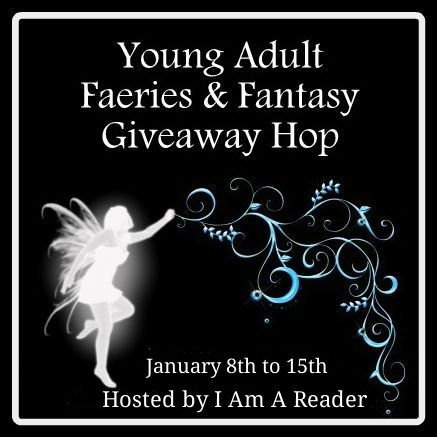 Introducing Fairy, Texas (Young Adult Faeries & Fantasy Blog Hop + Giveaway) (3/3)