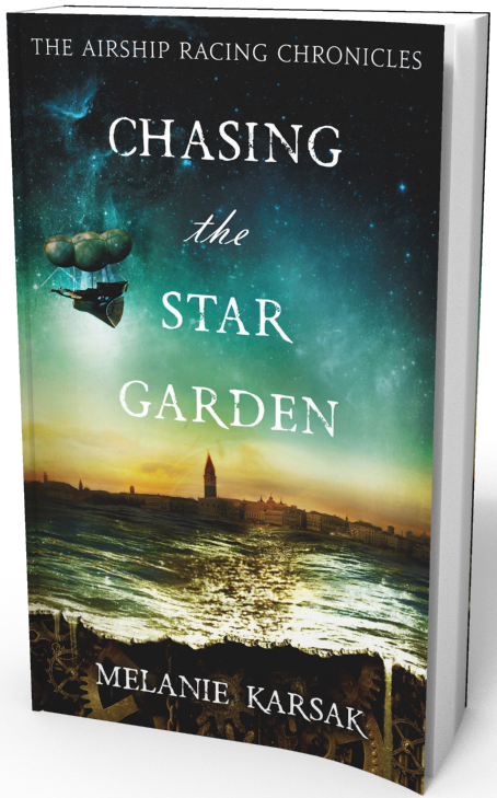 Just Couldn't Put it Down Giveaway Hop ~ Chasing the Star Garden by Melanie Karsak (2/3)