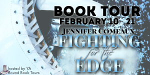 Fighting for the Edge-tour banner