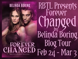 Forever Changed Blog Tour Banner