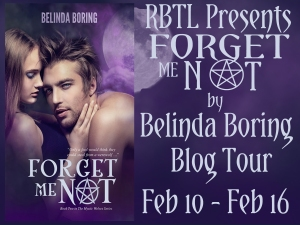 Forget Me Not Blog Tour Banner