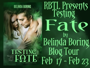 Testing Fate Blog Tour Banner