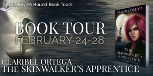 The Skinwalker's Apprentice-tour banner