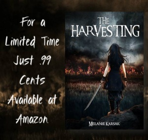 Harvesting Sale Add