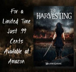 Harvesting Sale Add