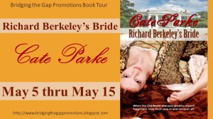 Richard Berkeley's Bride tour banner