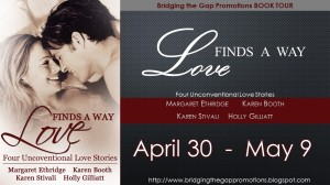 Tour Banner ~ LOVE FINDS A WAY