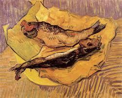 bloaters by Van Gogh