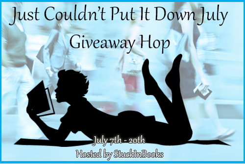 Just Couldn't Put it Down Giveaway Hop ~ Chasing the Star Garden by Melanie Karsak (1/3)