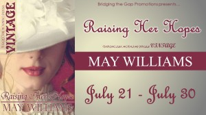 Raising Her Hopes tour banner