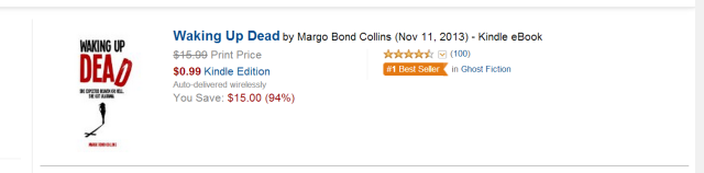 #1 in US Ghost Fiction