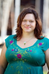 Melanie Karsak Author Pic by Orange Moon Studios