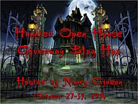 Nancy Gideon's 4th Annual Haunted Open House