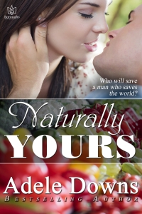 Naturally Yours - Book Cover