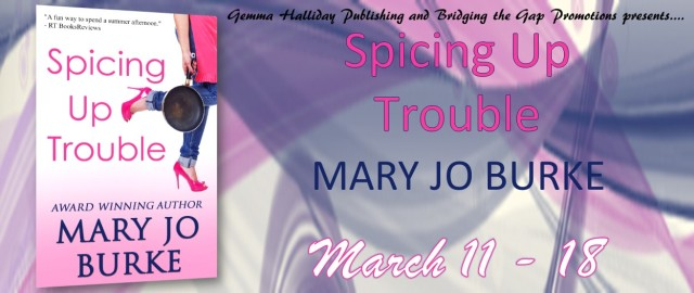 Spicing Up Trouble Tour Banner