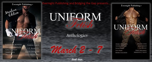 Uniform Fetish tour banner1
