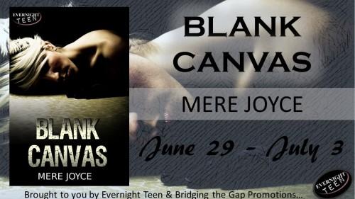 Blank Canvas tour banner