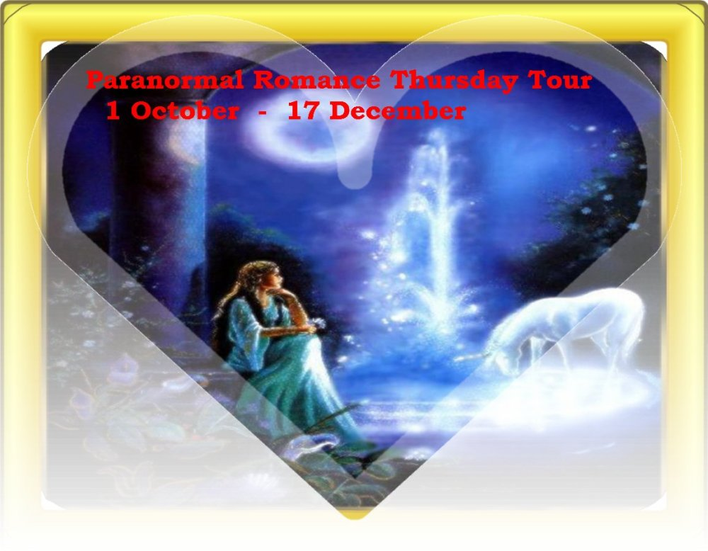 Paranormal Romance Thursday Tour ~ Week 3 ~ Adrienne Woods (1/3)