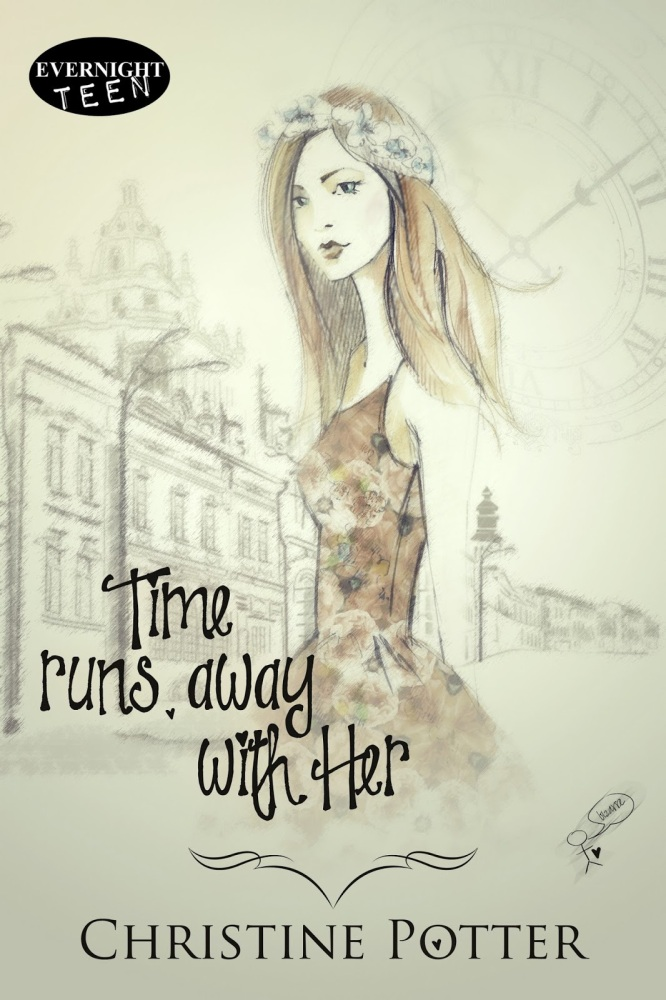 Spotlight On: Time Runs Away with Her by Christine Potter (2/3)