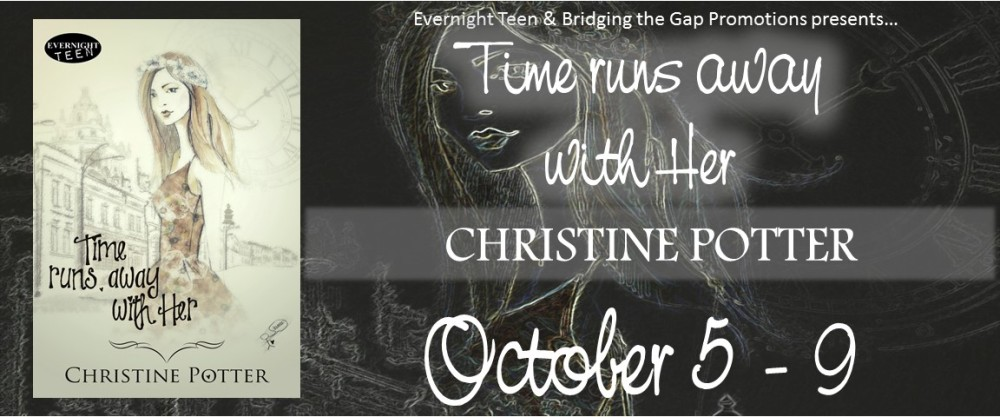 Spotlight On: Time Runs Away with Her by Christine Potter (1/3)