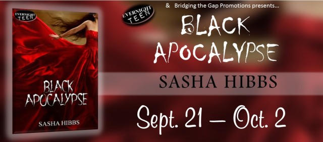 Black Apocalypse tour banner