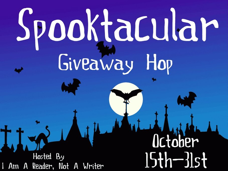Spooktacular Giveaway Hop ~ Halloween and Witches (1/6)