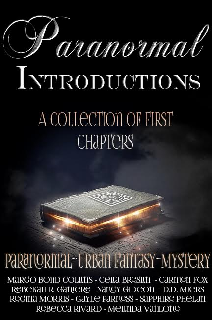 paranormal introductions cover