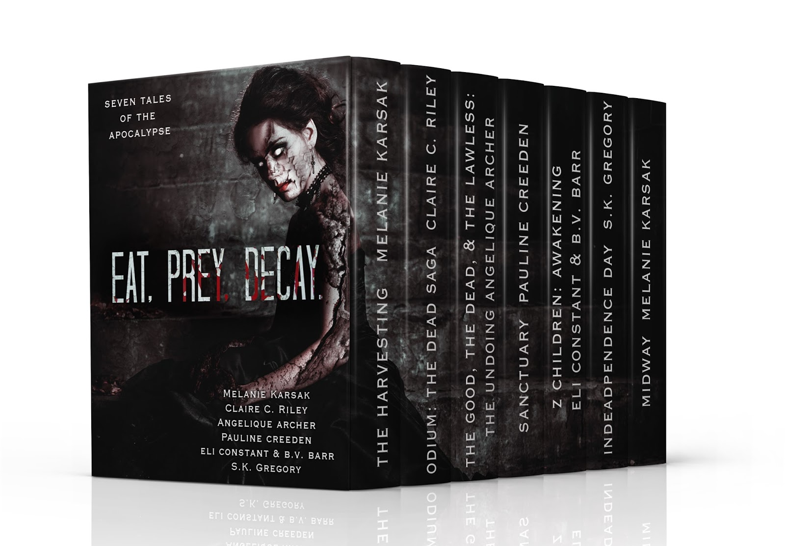 Spotlight On: Eat, Prey, Decay: Boxed Set only $ 99 « Words, Words