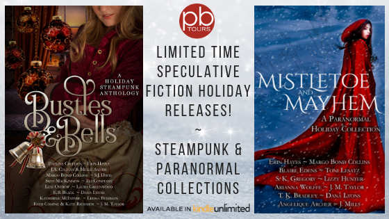 Limited Time Speculative Fiction Holiday Releases!